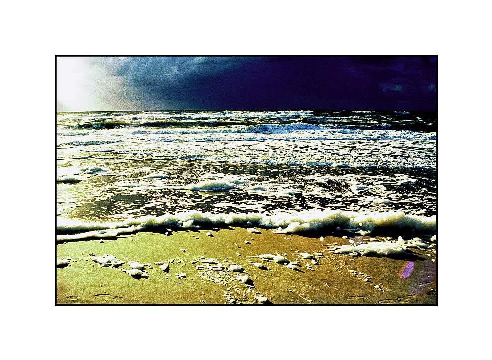 Strand, Haargen