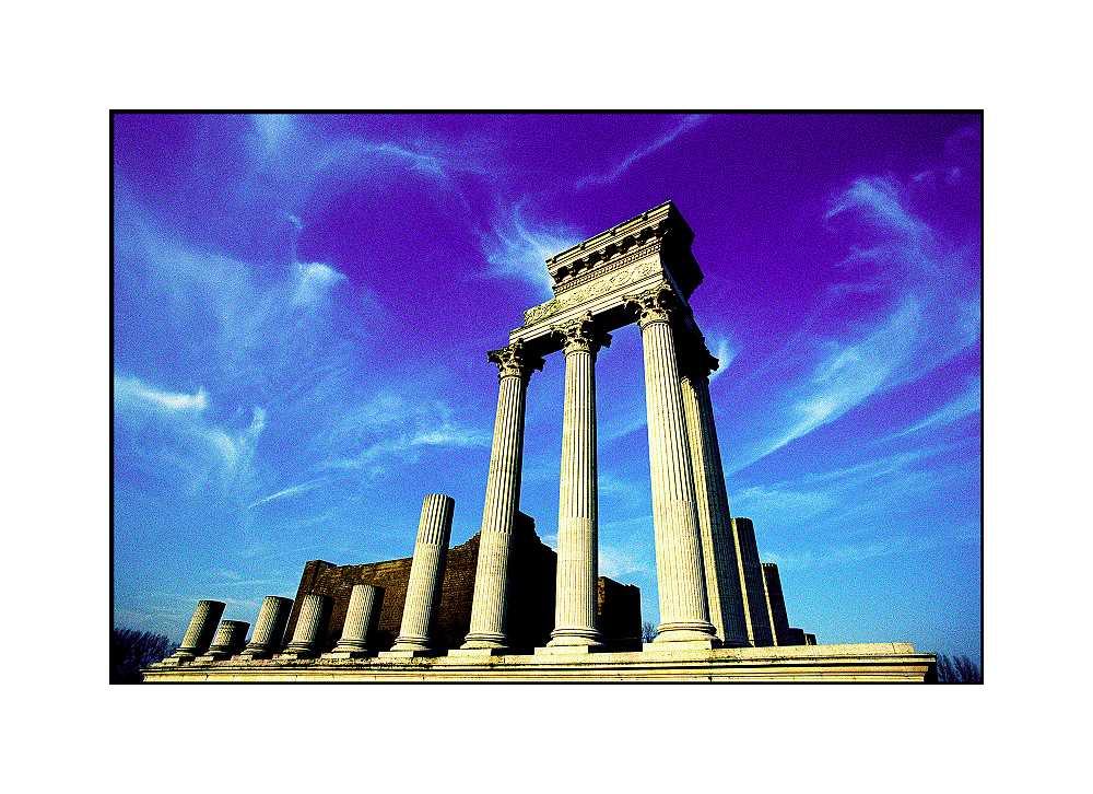 Römischer Tempel, Xanten