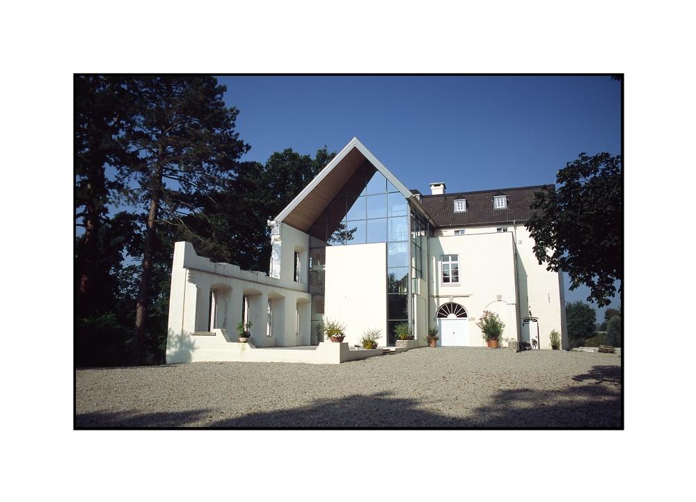 Burg Boetzelaer_Fassade