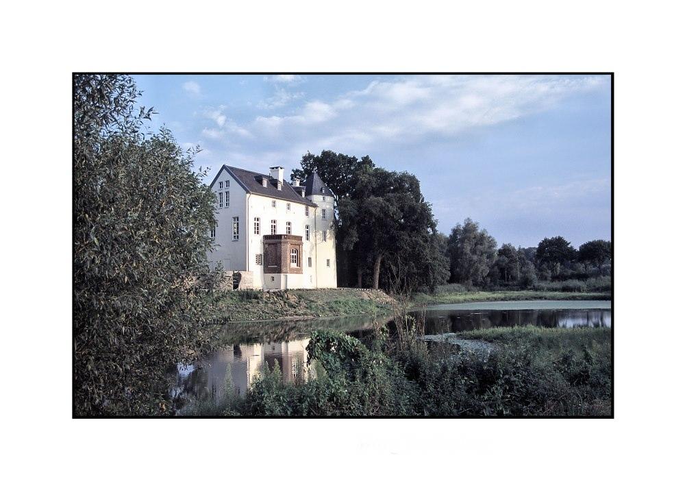 Burg Boetzelaer Kalkar